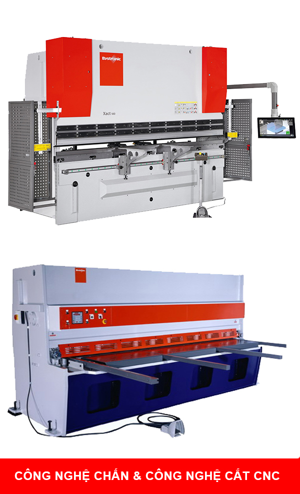 Blessing machine and Cuting CNC machine